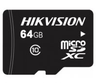 Карта памяти HS-TF-L2I/64Gb micro-SD